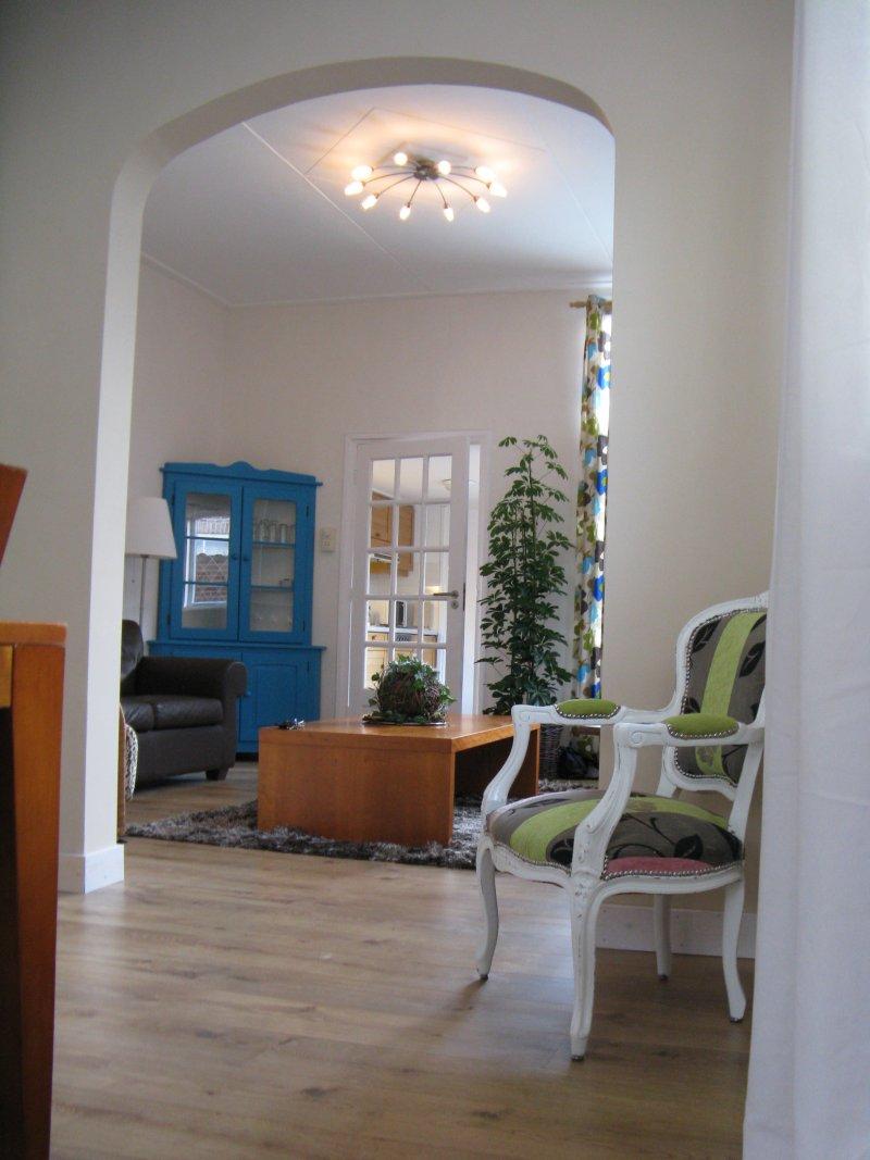 Overnachten in twente toplocatie in ootmarsum maar geen hotel - Eetkamer en woonkamer ...